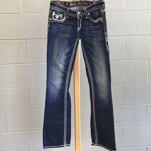 28 rock revival jeans